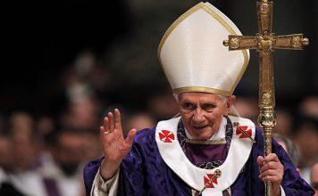 Giáo Hoàng Bênêđictô XVI